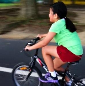 Jodee Biking