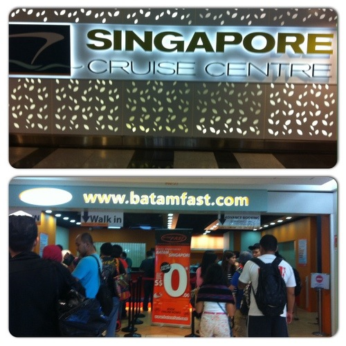 Singapore Cruise Center