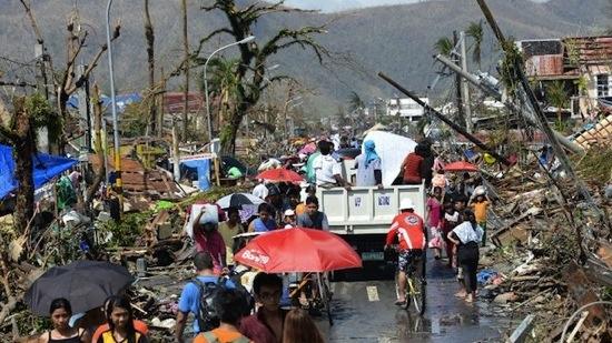 Typhoon Yolanda 2