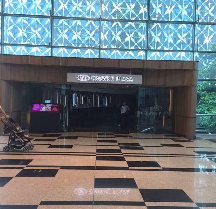 Crowne Plaza Changi